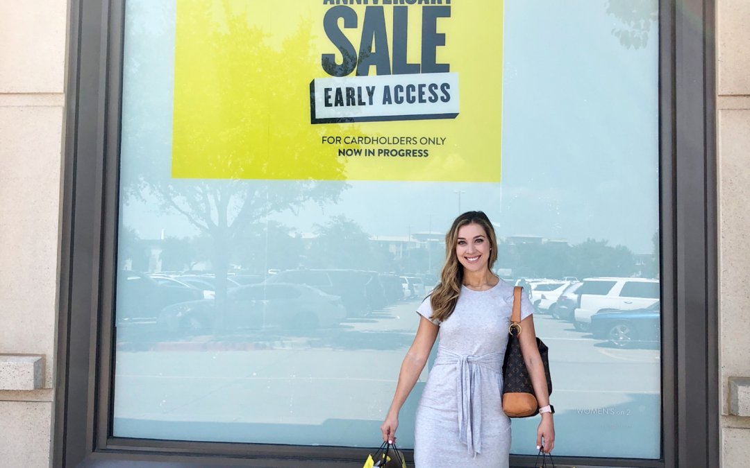 Nordstrom Anniversary Sale – What I Bought (Early Access)