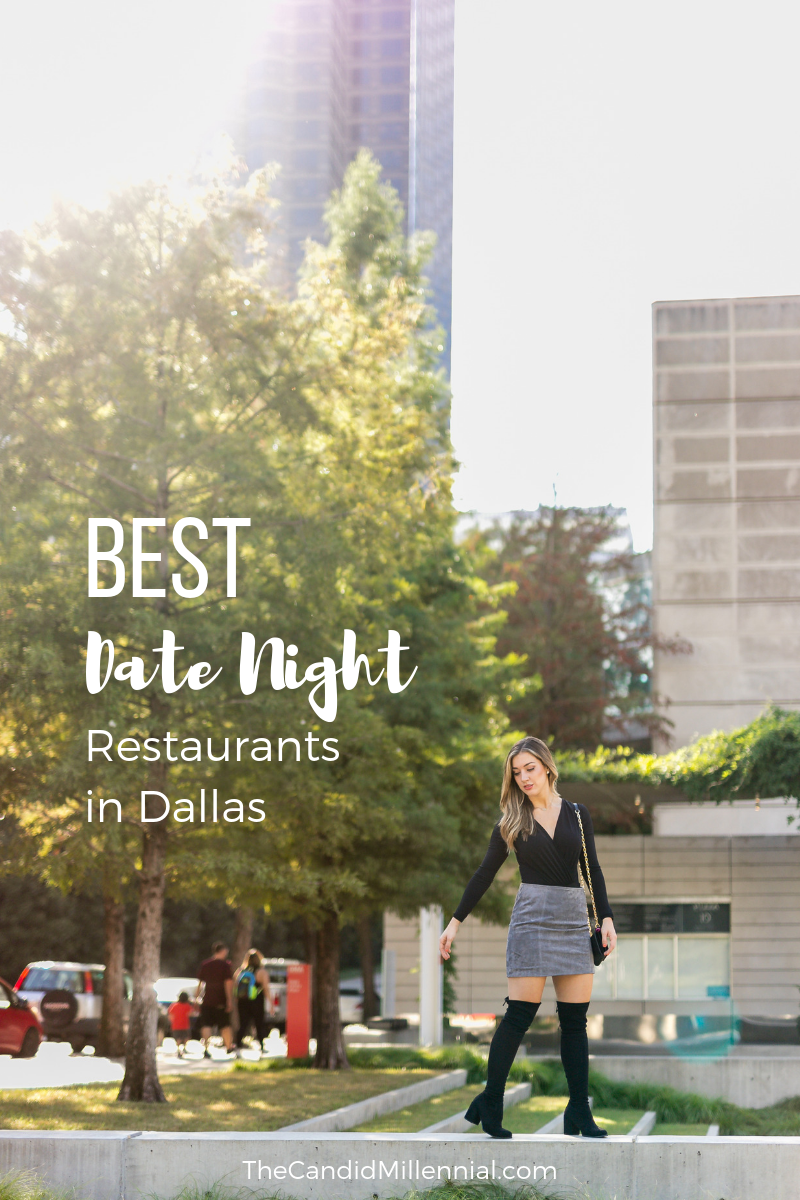 Best Date Night Restaurants In Dallas